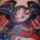 American Eagle Tattoo