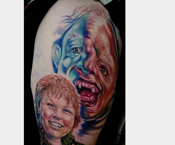 Goonies Tattoo 80s Tattoos That Are Totally Rad