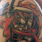 Shakugan no Shana Tattoo