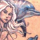 Mermaid &#038; Dophins Tattoo (NSFW)