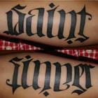 Sinner &#038; Saint Ambigram Tattoo