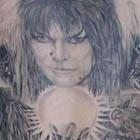 Labyrinth Back Piece