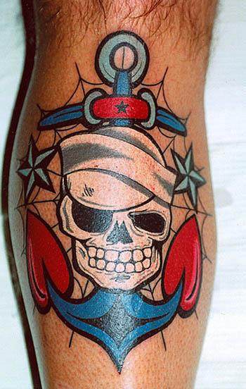 Navy Tattoo Designs