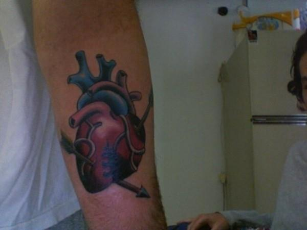 sammypictat 600x450 heart on my sleeve 
