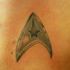 Tattoos That Boldly Go Where No One Has Gone Before