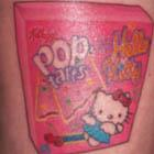 hello kitty poptarts