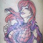 Mary Jane as Spider Woman